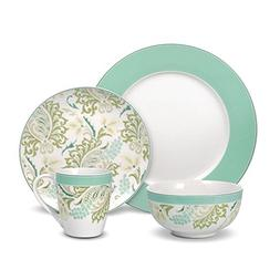 Pfaltzgraff Sketch Paisley Dinnerware Set