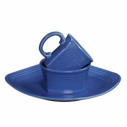 Fiesta Square Lapis 3-Piece Place Setting