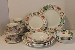 Johnson Brothers Staffordshire Katherine Pattern Dinnerware