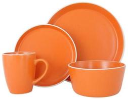 Melange Stoneware 32-Piece Dinnerware Set  | Service for 8|.