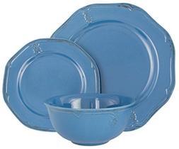 Melange Stoneware 36-Piece Dinnerware Set  | Service for 6|