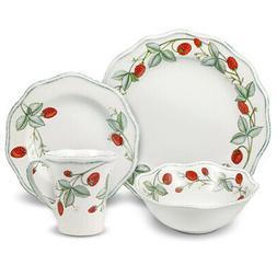 Pfaltzgraff 5154191 16 Piece Dinnerware Set Assorted