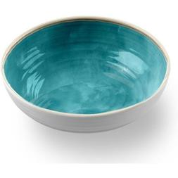Better Homes and Gardens Summer Entertaining Teal Cereal Bow