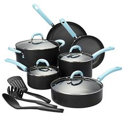 Finnhomy Super Value Hard-Anodized Aluminum Cookware Set, Do