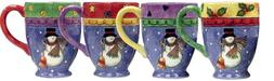 sweet shoppe christmas mugs