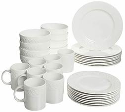 Pfaltzgraff Sylvia 32 Piece Dinnerware Set