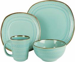 Tallulah 16-Piece Dinnerware Set