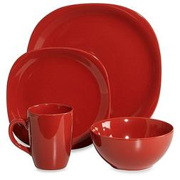 Thomson Pottery 16-pc. Quadro Set