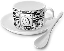 Toile Tea Cup - Single