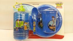 toy story mealtime dinnerware set includes bowl