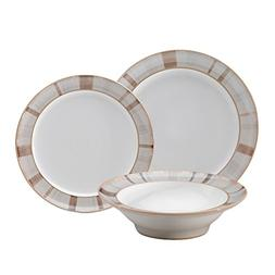 Denby Truffle Layers 12-Piece Dinnerware Set