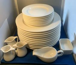 vintage Oneida Coventry Dinnerware set Of 23 Pc R421
