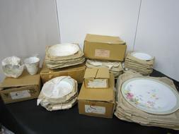 Vintage Rare Brand New Noritake Japan Jubilation Dinnerware
