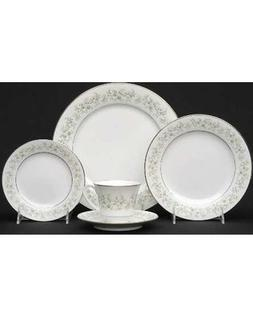 VINTAGE NORITAKE SAVANNAH 5PIECE PLACE SETTING, EXCELLENT CO
