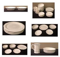 VINTAGE Pfaltzgraff Stoneware Dinnerware HERITAGE