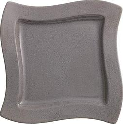 New Wave Stone Square Salad Plate Set of 4 by Villeroy & Boc
