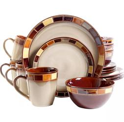 Weller 16 Piece Dinnerware Set, Service for 4