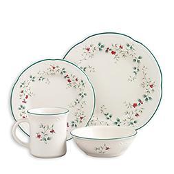 Pfaltzgraff® Winterberry 16-Piece Dinnerware Set